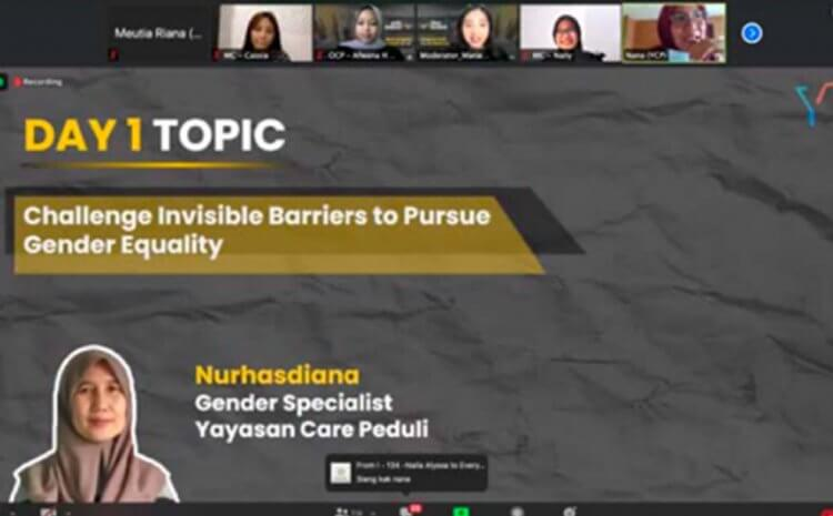 GENDER INEQUALITY: INVISIBLE BARRIERS IN CAREER LIFE