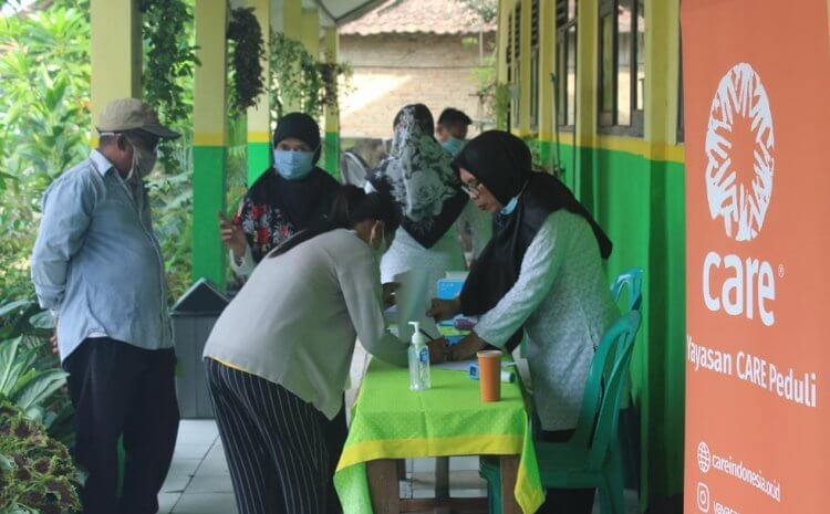 NUTRITION TRAINING AND TOILET FACILITIES FOR STUDENTS